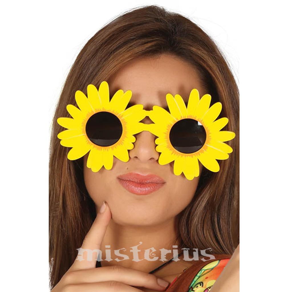 Óculos Margaridas Amarelas