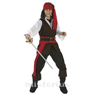 Fato Soldado Pirata, Adulto