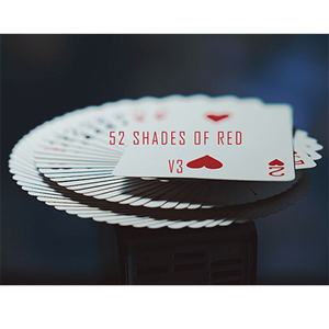 52 Shades of Red V3 - Shin Lim