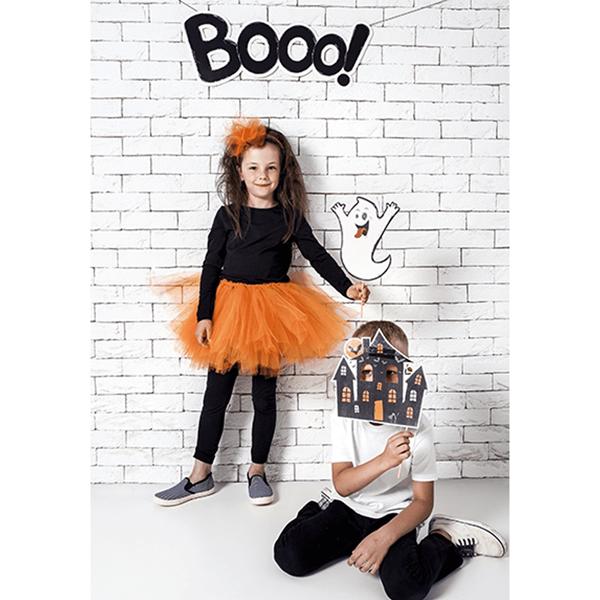 Adereços Photobooth Halloween grandes, 4un