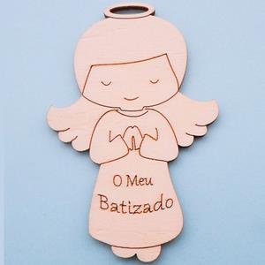 Anjinho O Meu Batizado em Madeira