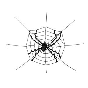 Aranha Gigante com Teia 240 cm