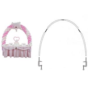 Arco de Mesa para Balões, 150 x 250 Cm