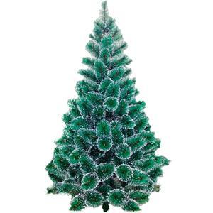 Árvore de Natal com efeitos de Neve, 1,80 mt