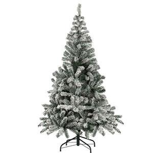 Árvore de Natal com Neve Artificial, 1,80 mt