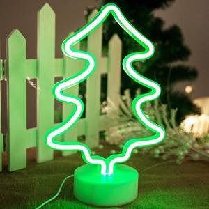 Árvore Decorativa com Luz Neon