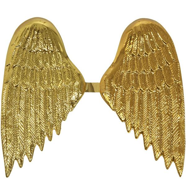 Asas Douradas, 37x40 cm