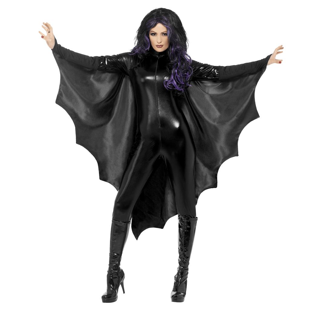 Asas Mulher Morcego