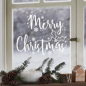 Autocolante Merry Christmas