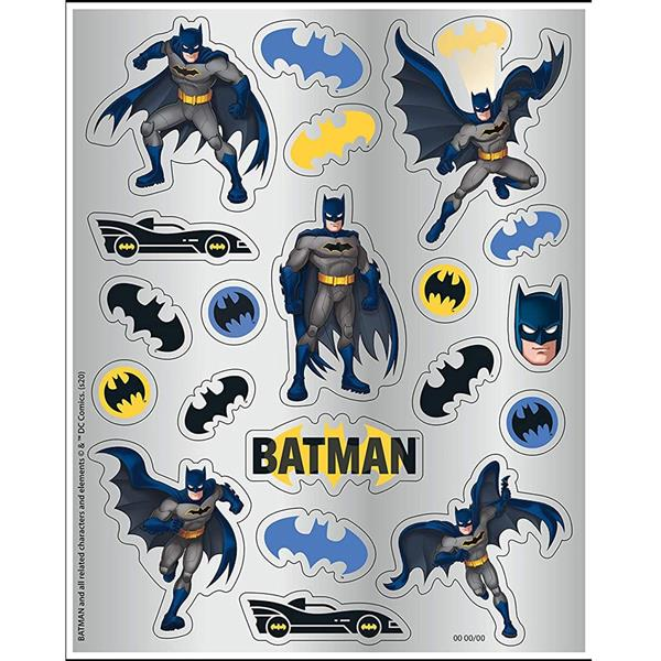 Autocolantes Batman DC, 80 unid.
