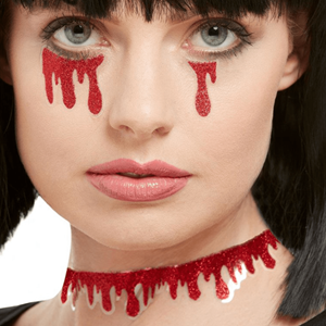 Autocolantes de Sangue Escorrido