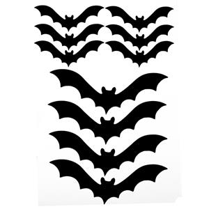 Autocolantes Morcegos
