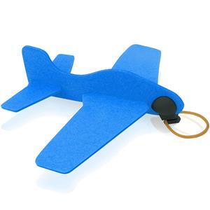 Avião Azul Para Montar