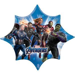 Balão Avengers Endgame Supershape Foil, 88 cm