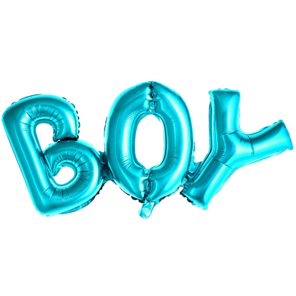 Balão Boy Foil, 67 x 29 cm
