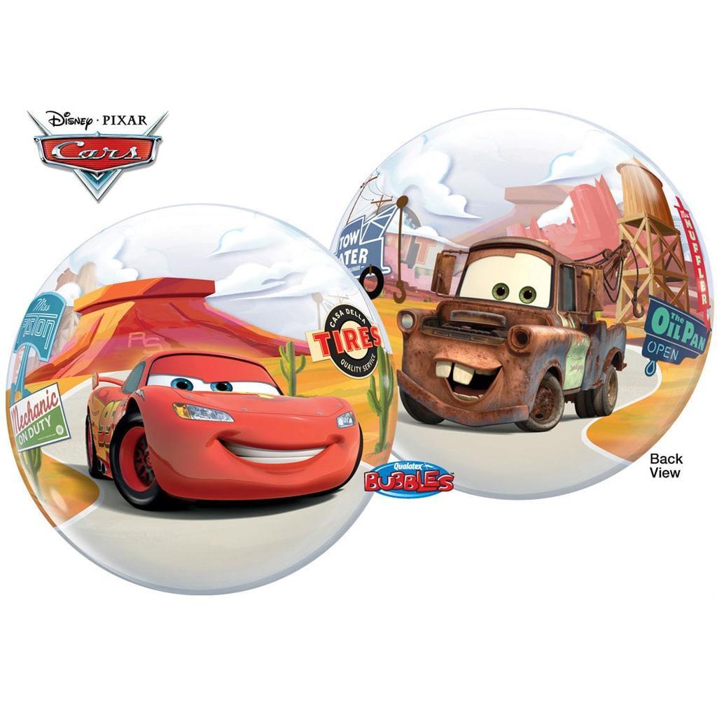 Balão Bubble Cars