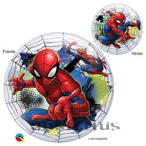 Balão Bubble Homem Aranha