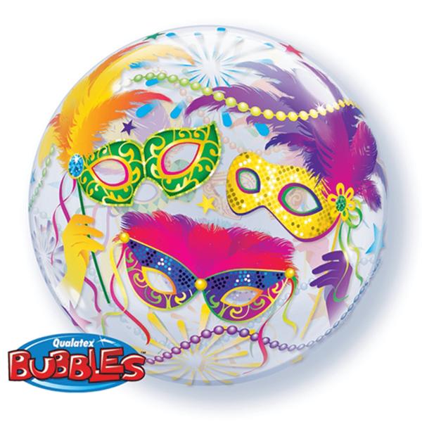 Balao Bubble Máscaras