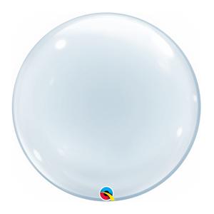 Balão Bubble Transparente 61 cm