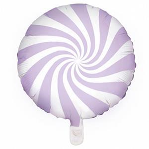 Balão Candy Lilás Foil, 45 cm