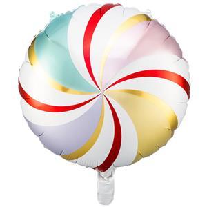 Balão Candy Mix Foil, 35 cm