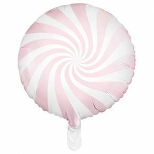 Balão Candy Rosa Foil, 45 cm