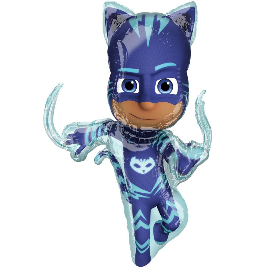 Balão Catboy PJ Masks Super Shape, 93 cm