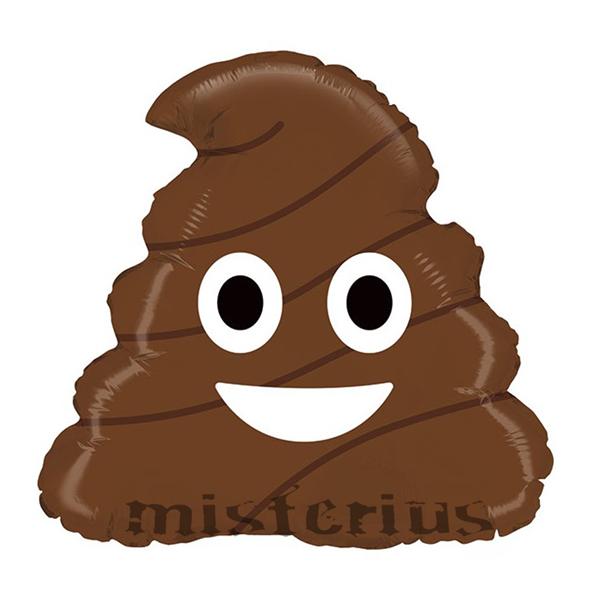 Balão Cóco Emoji