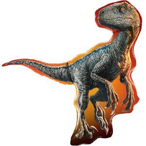 Balão Dinossauro Jurassic World Foil, 97 cm