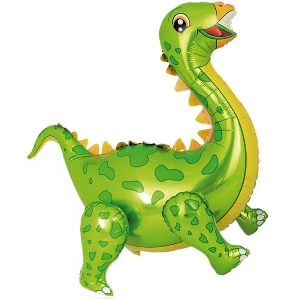 Balão Dinossauro Sorridente, 75 cm