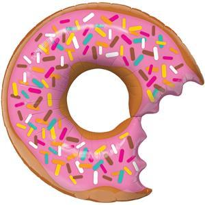 Balão Donut & Sprinkles, 91 Cm