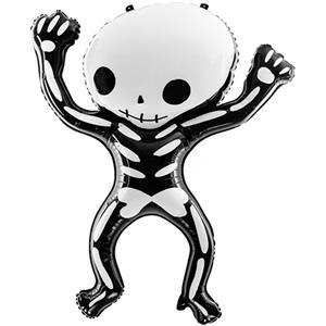 Balão Esqueleto Foil, 84 cm