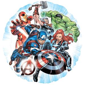 Balão Foil Avengers, 43cm