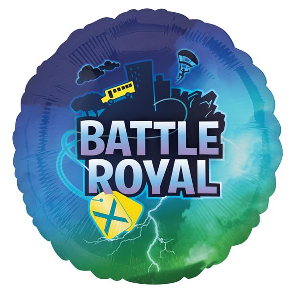 Balão Foil Battle Royal, 43 Cm