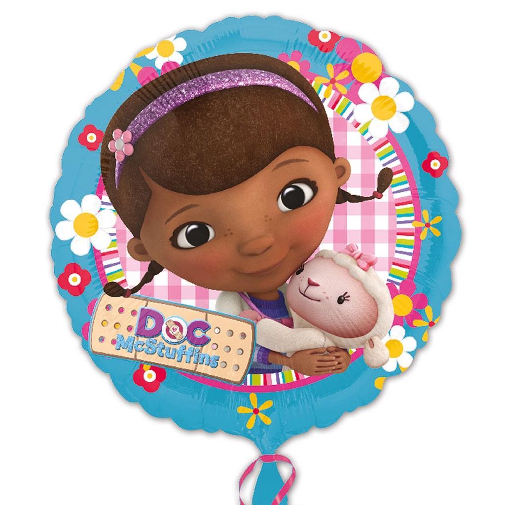 Balão Foil Dr.Brinquedos, 43 Cm