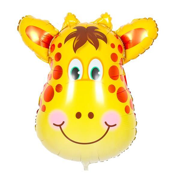 Balão Foil Girafa Sorridente