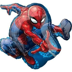 Balão Foil Homem Aranha, 73 cm