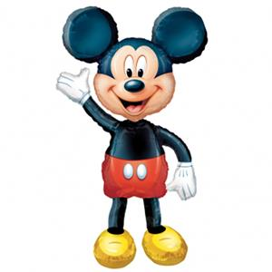 Balão Foil Mickey Corpo Inteiro