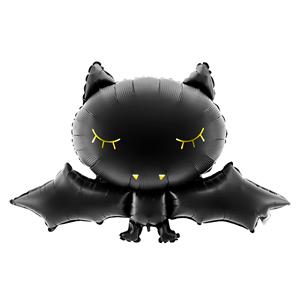 Balão Foil Morcego, 52 Cm