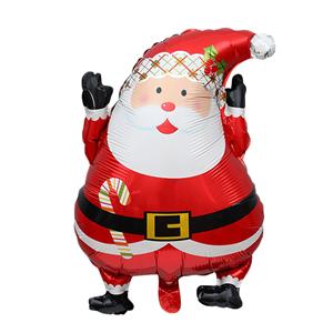 Balão Foil Pai Natal, 63 cm