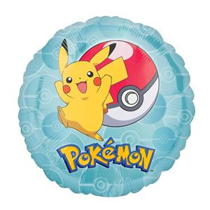 Balão Foil Pokémon