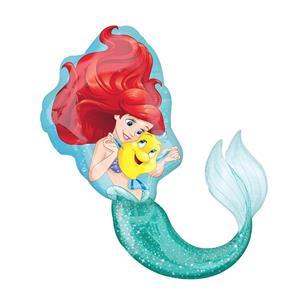 Balão Foil Princesa Ariel