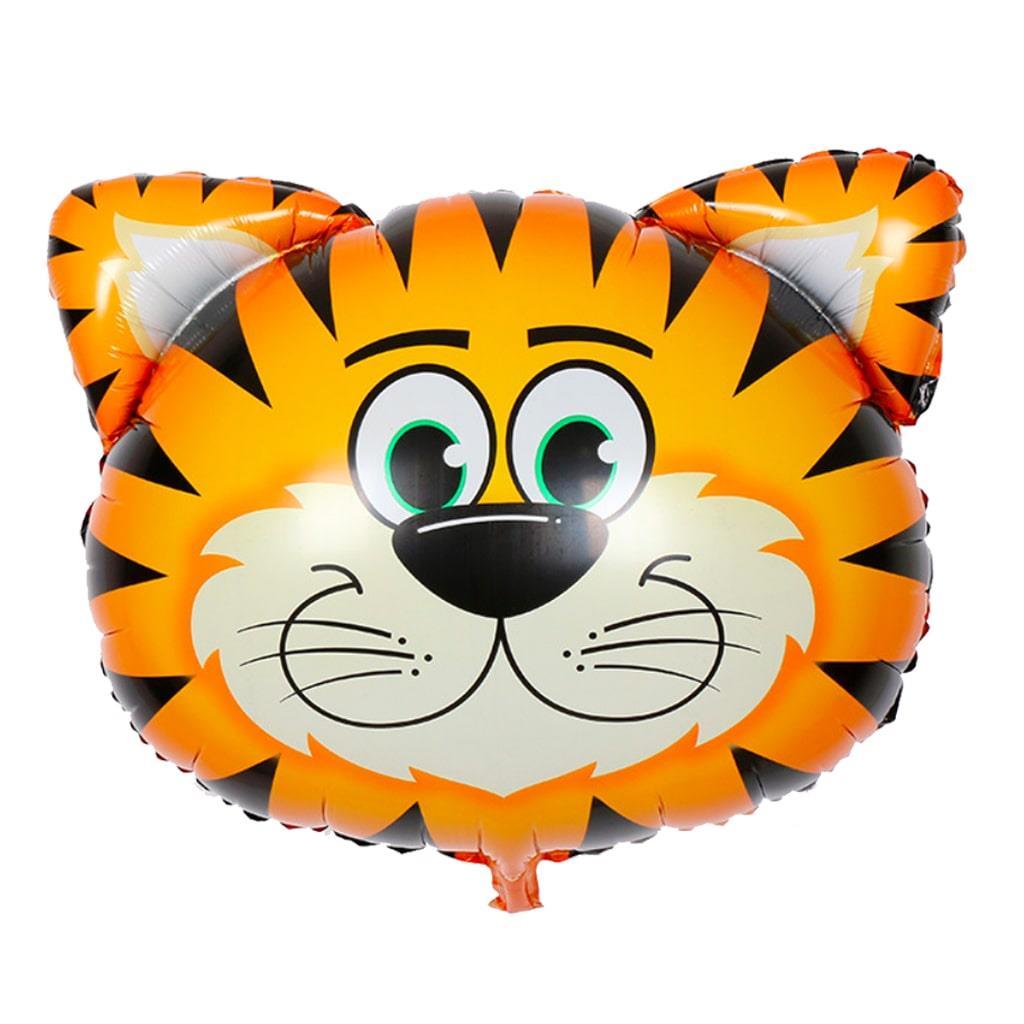 Balão Foil Tigre Sorridente