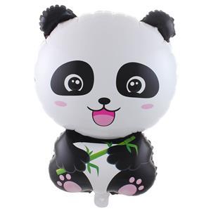 Balão Foil Urso Panda, 76 cm