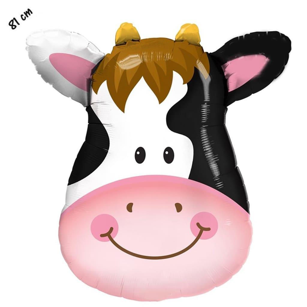 Balão Foil Vaca