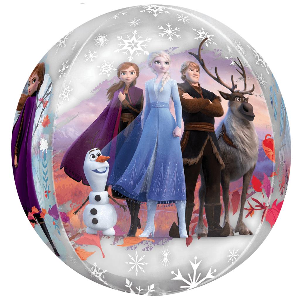 Balão Frozen II Orbz