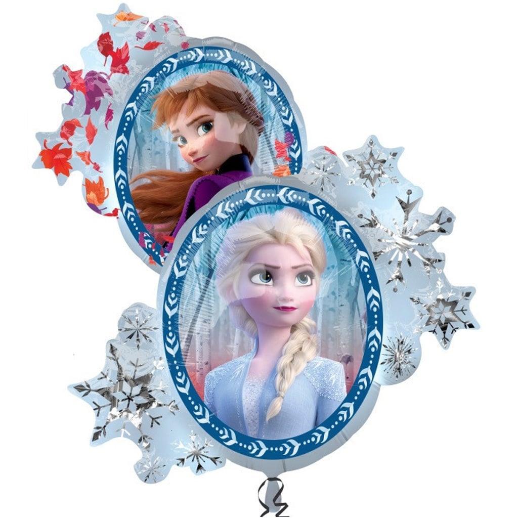 Balão Frozen II SuperShape, 76 cm