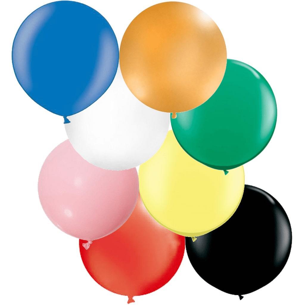 Balão Redondo, 60 cm