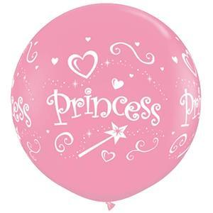 Balão Gigante Princess, 91 cm
