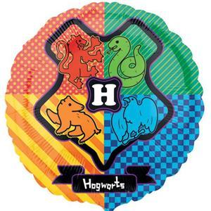 Balão Harry Potter Hogwarts Foil, 43 cm